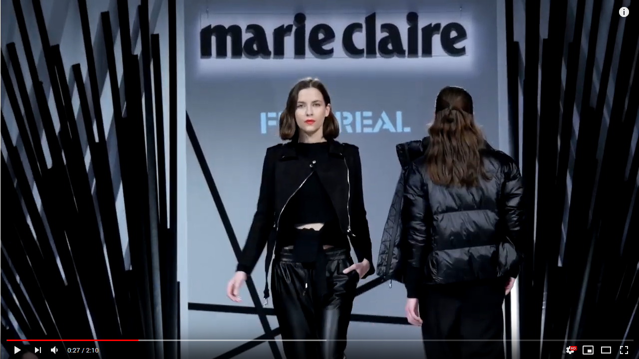 Futureal x Marie Claire Fashion Days 2017