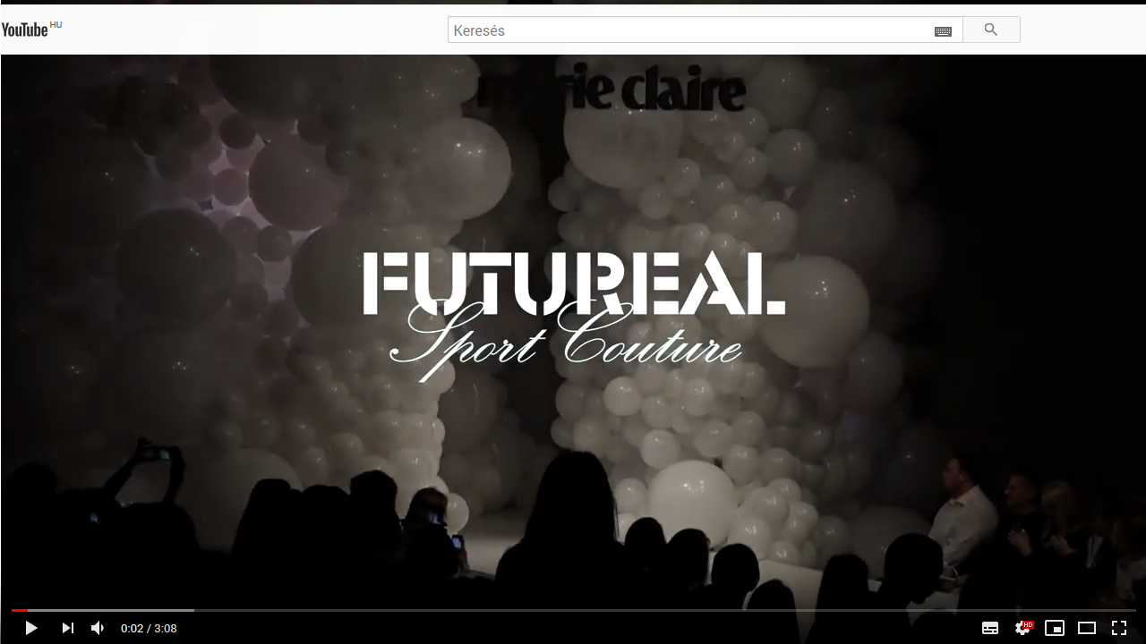 Futureal x Marie Claire Fashion Days 2018